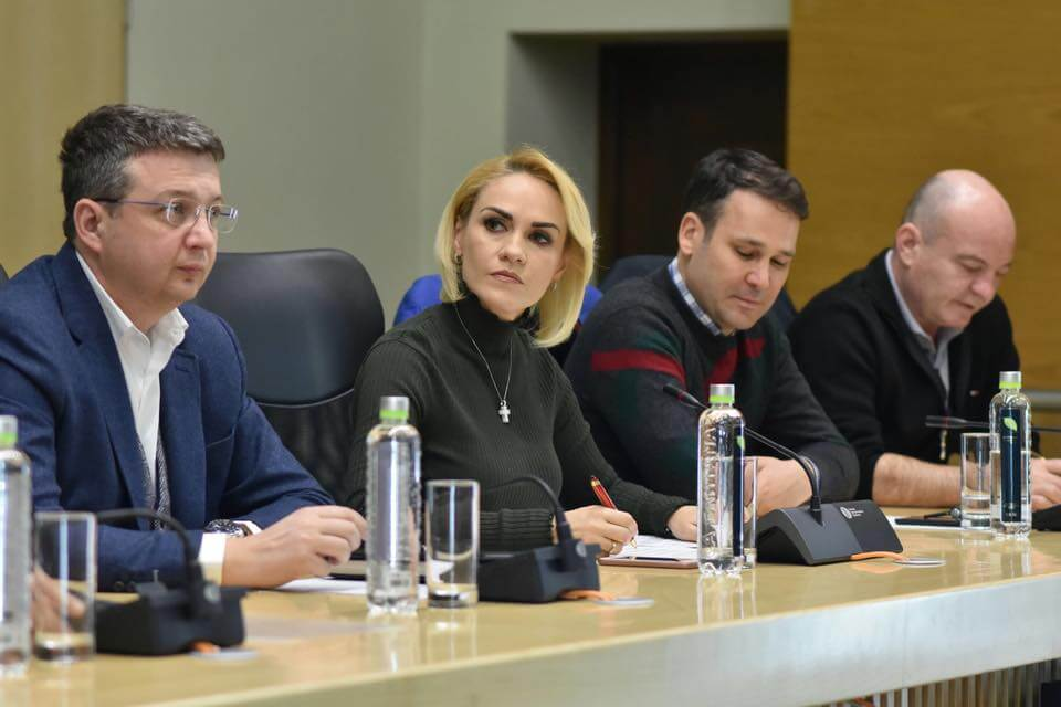 Gabriela Firea Sectorul 4 News