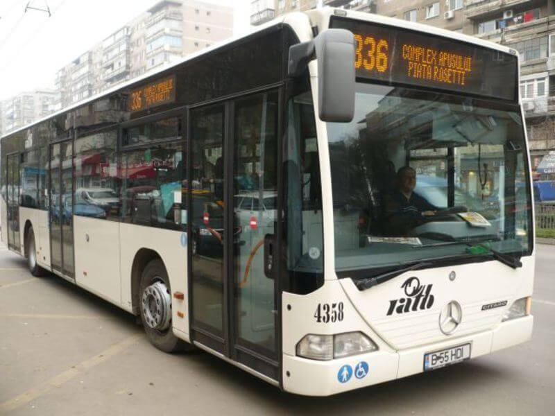 bucuresti ratb transport public Sectorul 4 News